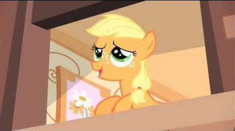My Little Pony FiM How Applejack got her Cutie Mark