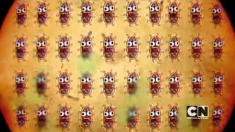 Batteri in crescita - Elmore Stream Lo Straordinario Mondo di Gumball