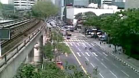 Ampang Sri Petaling LRT Line