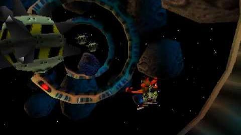 Crash Bandicoot 2 Cortex no Gyakushuu! (PS) Gameplay Part 22