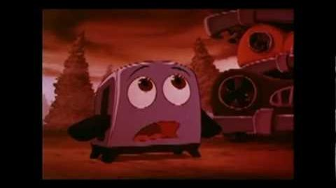The Brave little toaster(1987) Part 9 9 Ending