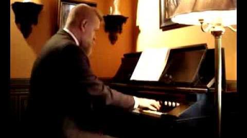 BOËLLMANN Offertoire & Communion, on Mustel harmonium