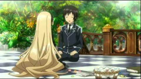 Gosick - Victorique Cries