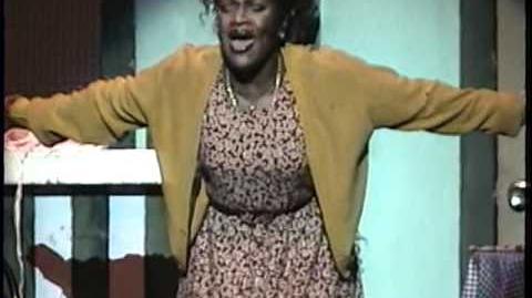 Jamecia Bennett (ANN NESBY) Tyler Perry's