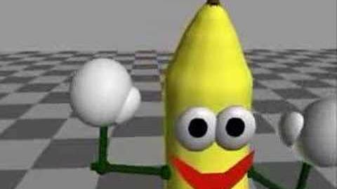 Dancing Banana