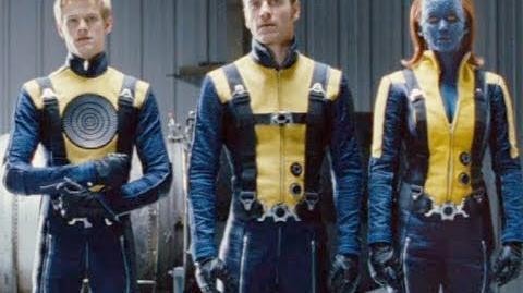 X-Men First Class Movie Trailer 2 Official (HD)