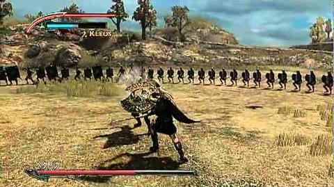 Warriors Legends of Troy ★Achilles★ Part ②
