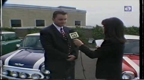 Mini MPI Launch 1997