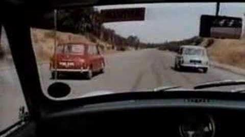 The Last Mini rolls off Assembly Line!!! R.I.P Mini1959-2000