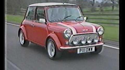 Top Gear 'Mini Cooper Sport 5' Feature (1997)