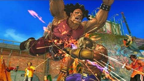 Street Fighter X Tekken 'Hugo & Ibuki Gameplay Trailer' TRUE-HD QUALITY