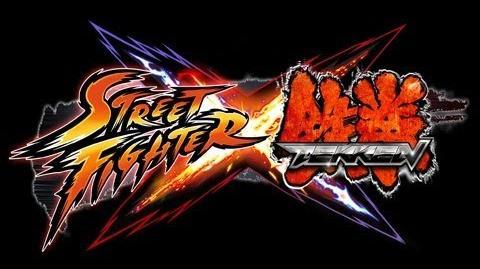Street Fighter X Tekken Devil Jin Paul Dragunov