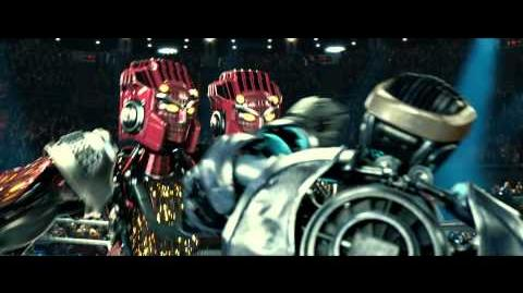 Real Steel - Hit Back