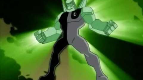 Transformaciones de Ben 10 a sus alienígenas