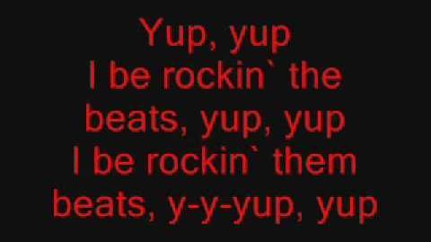 Black Eyed Peas - Boom Boom Pow ( Lyrics Songtext )