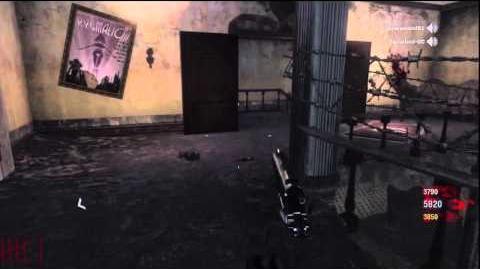 Black Ops Nazi Zombies LIVE gameplay Kino Der Toten pt.1