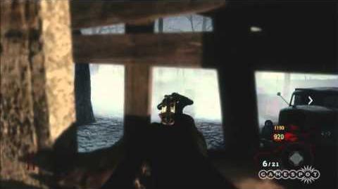 Call of Duty Black Ops - Rezurrection Nacht Der Untoten Gameplay pt. 1 (PC, PS3, Xbox 360)