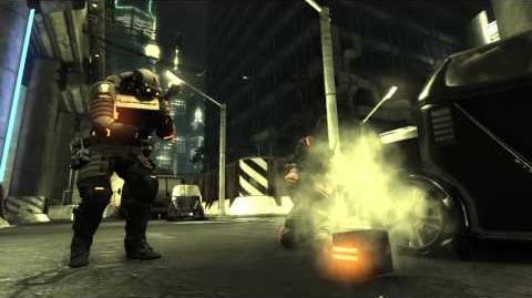 Blacklight Retribution - Hero Character Grendel