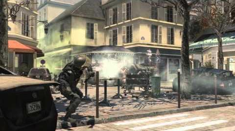 Call of Duty Modern Warfare 3 Reveal Trailer (Game Trailer)