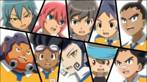 Inazuma Eleven Go (イナズマイレブン Go) Majin Pegasus Arc (魔神ペガサスアーク)