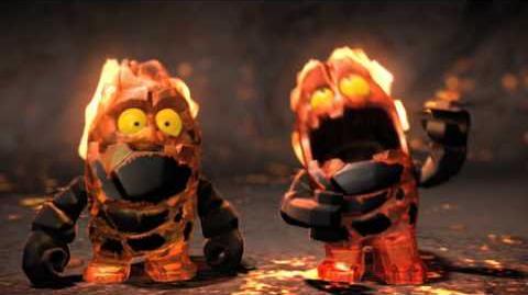 LEGO Power Miners - Happy Burpday