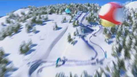 Mario and Sonic at the Olympic Winter Games (Official Trailer HD)