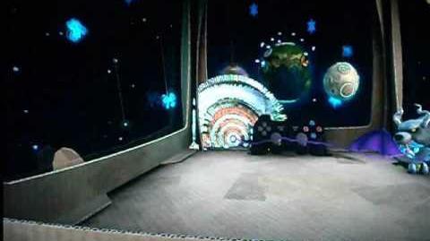 Little Big Planet- Invisible pod glitch