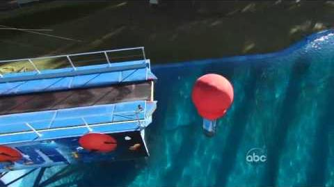 "ABC's ""Spring Wipeout"" - sneak preview!"