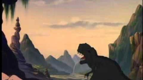 Sharptooth - Land Before Time 2