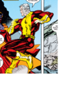 Pietro Maximoff (Earth-295) from X-Men Chronicles Vol 1 1 0001.png