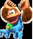 Kiddy Artwork 1 - Donkey Kong Country 3.png