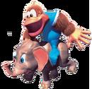 Kiddy Artwork 4 - Donkey Kong Country 3.png