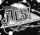Al's Intergalactic Bar & Grill Shoppe