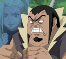 Chōji Akimichi, Ino Yamanaka, Shikamaru Nara e Tsunade vs. Fūjin e Raijin