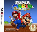 Super Mario Generations