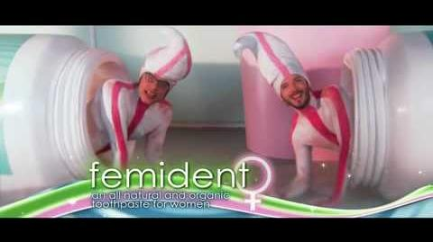 Femident Toothpaste