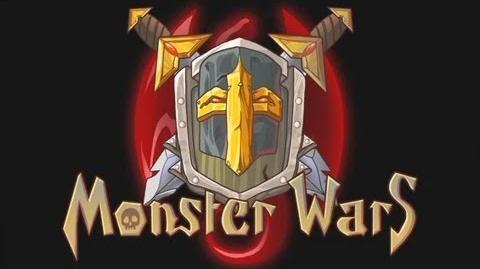Official Monster Wars Launch Trailer