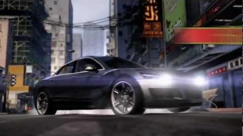 Gameplay Highlight Driving
