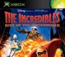 The Incredibles: Rise of the Underminer (Xbox)