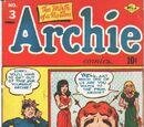 Archie Vol 1 3