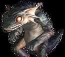 El Alamein/Gecko (Fallout series) vs. Skag (Borderlands series)