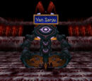 Van Saryu (Legend of Legaia Boss)