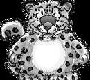 Snow Leopard Costume