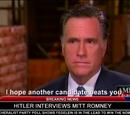 Hitler Interviews