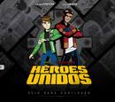 Ben 10-Generador Rex Héroes Unidos: El Juego