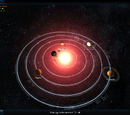 Magnetar system