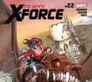 Uncanny X-Force Vol 1 22