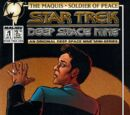 The Maquis: Soldier of Peace, Issue 1