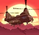 Helikopter WOOHP