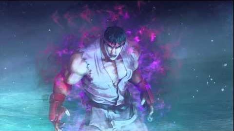 Street Fighter X Tekken Ryu and Ken - Arcade Ending